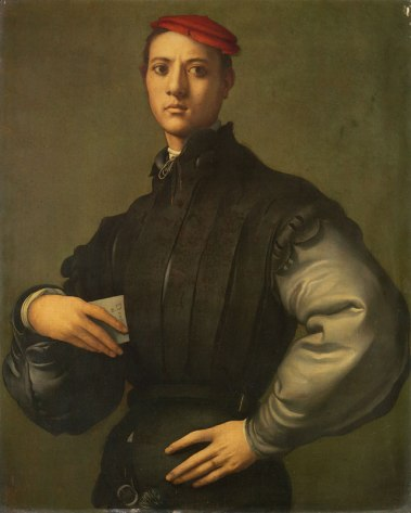 Pontormo Portrait